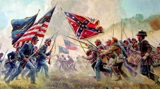 Perang Saudara AS Membagi Bangsa Indian Bagian 1