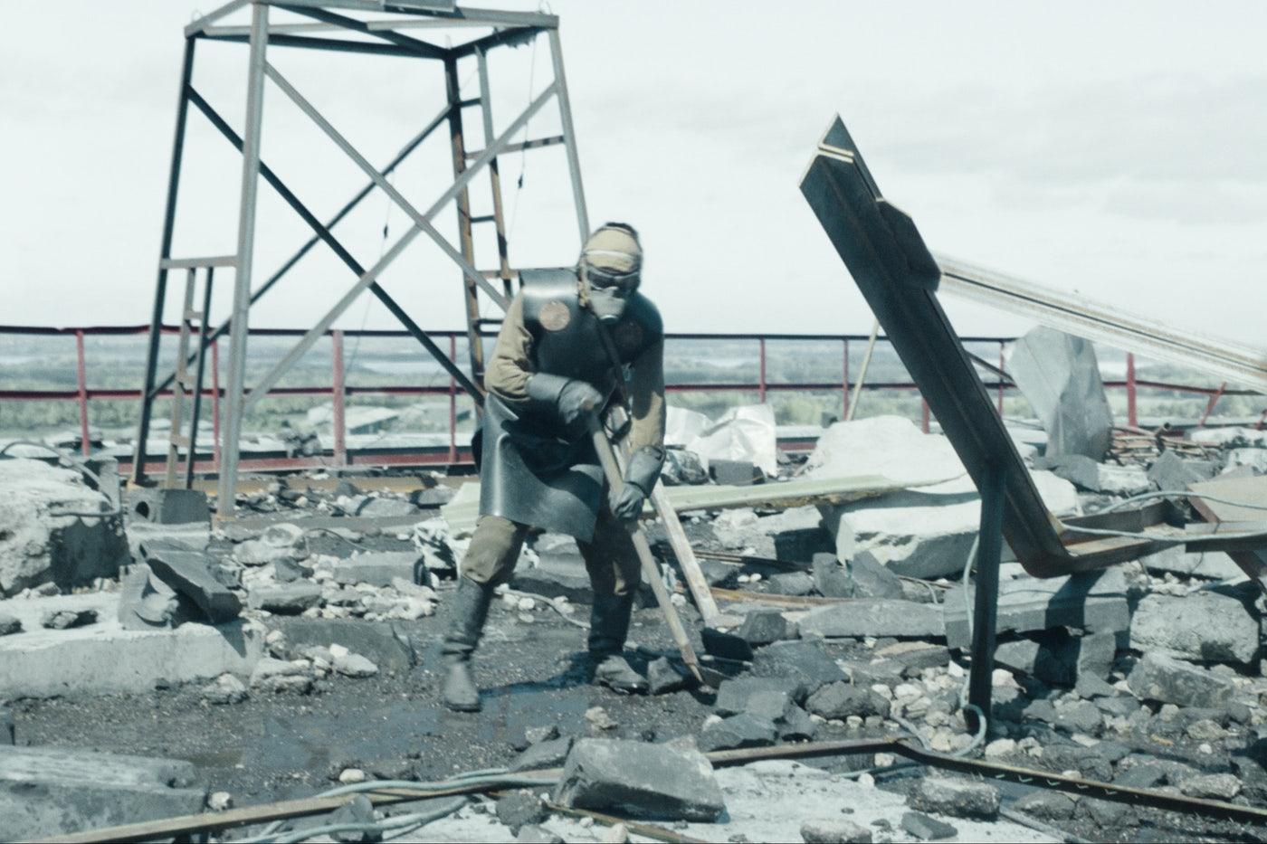 Sejarah Bencana Chernobyl Bagian 2