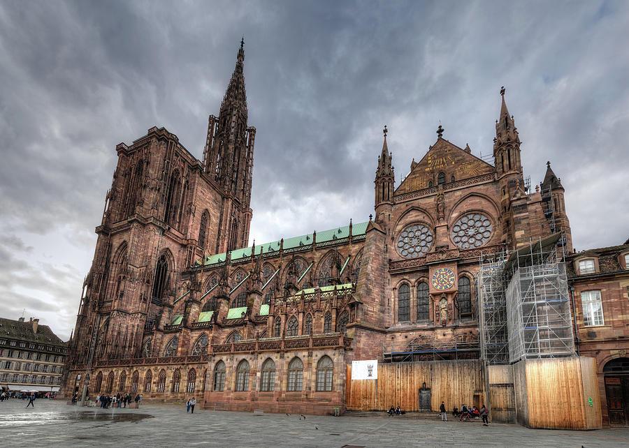 Sejarah Singkat Katedral Strasbourg