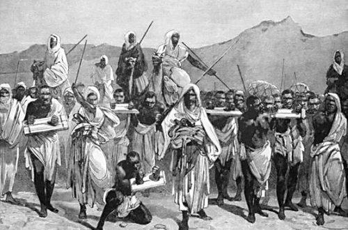 Sedikit Sejarah Mengenai Perbudakan di Afrika
